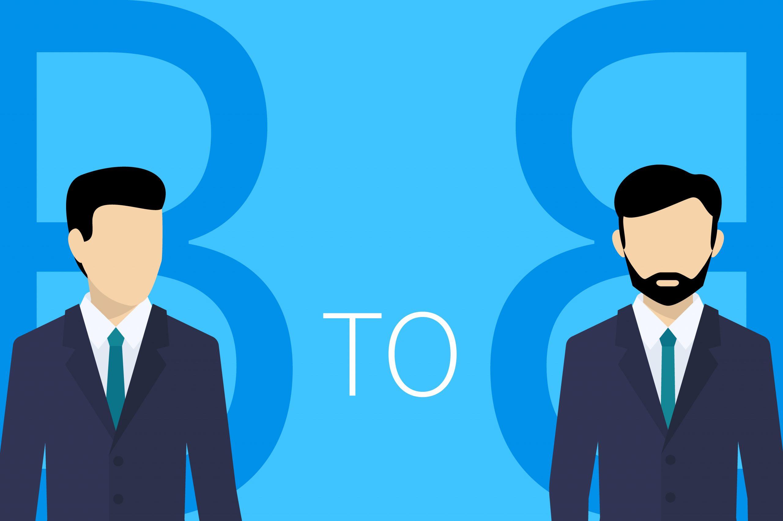 Définition du B2B (interentreprises - Business to Business - Entreprises à Entreprises) 67
