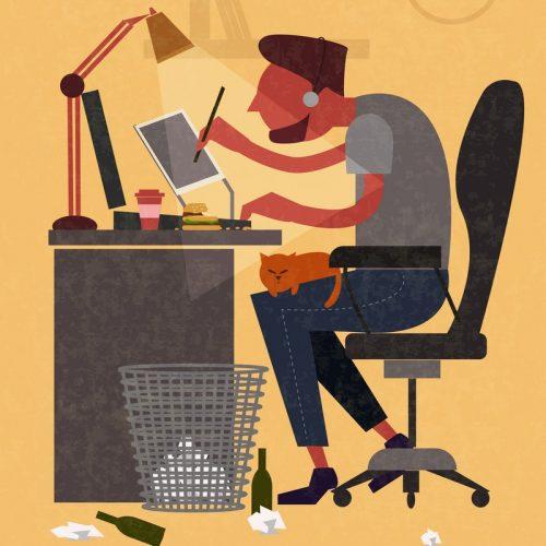 7 pièges du télétravail et du travail à domicile... et comment les éviter ! 20