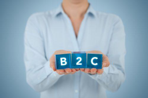 Définition du B2C (vente aux consommateurs par une entreprise) 4