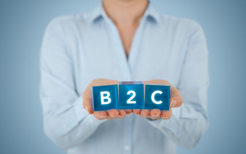 Définition du B2C (vente aux consommateurs par une entreprise) 3
