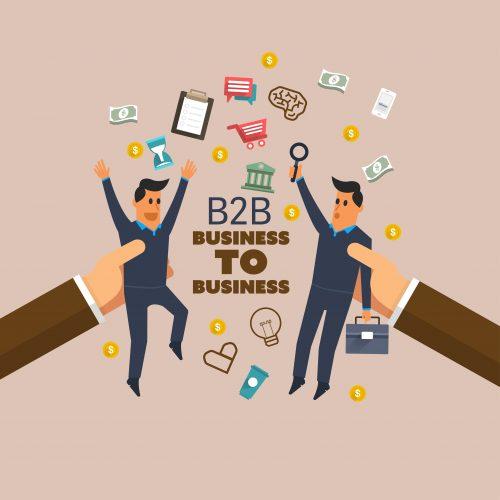 Définition du B2B (interentreprises - Business to Business - Entreprises à Entreprises) 5