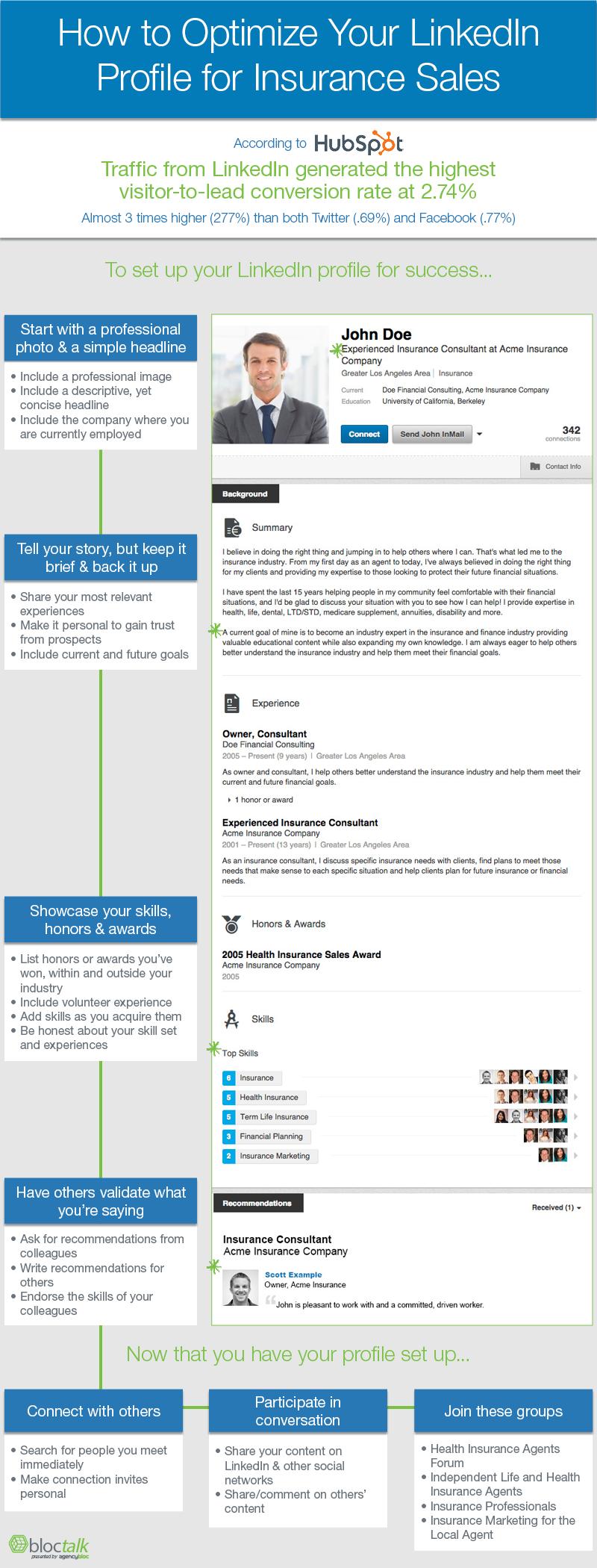 Les 7 erreurs à ne surtout pas commettre dans votre profil Linkedin ! 14