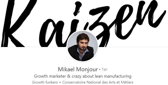 Les 23 techniques et outils de Growth hacking préférés de Mickael Monjour ! 5
