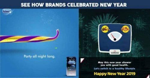 Les Meilleures publicités sur la Bonne Année ! 9