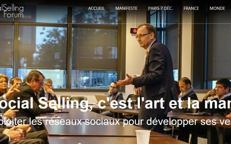 Le Social Selling en B2B - Laurent Ollivier d'Aressy 4