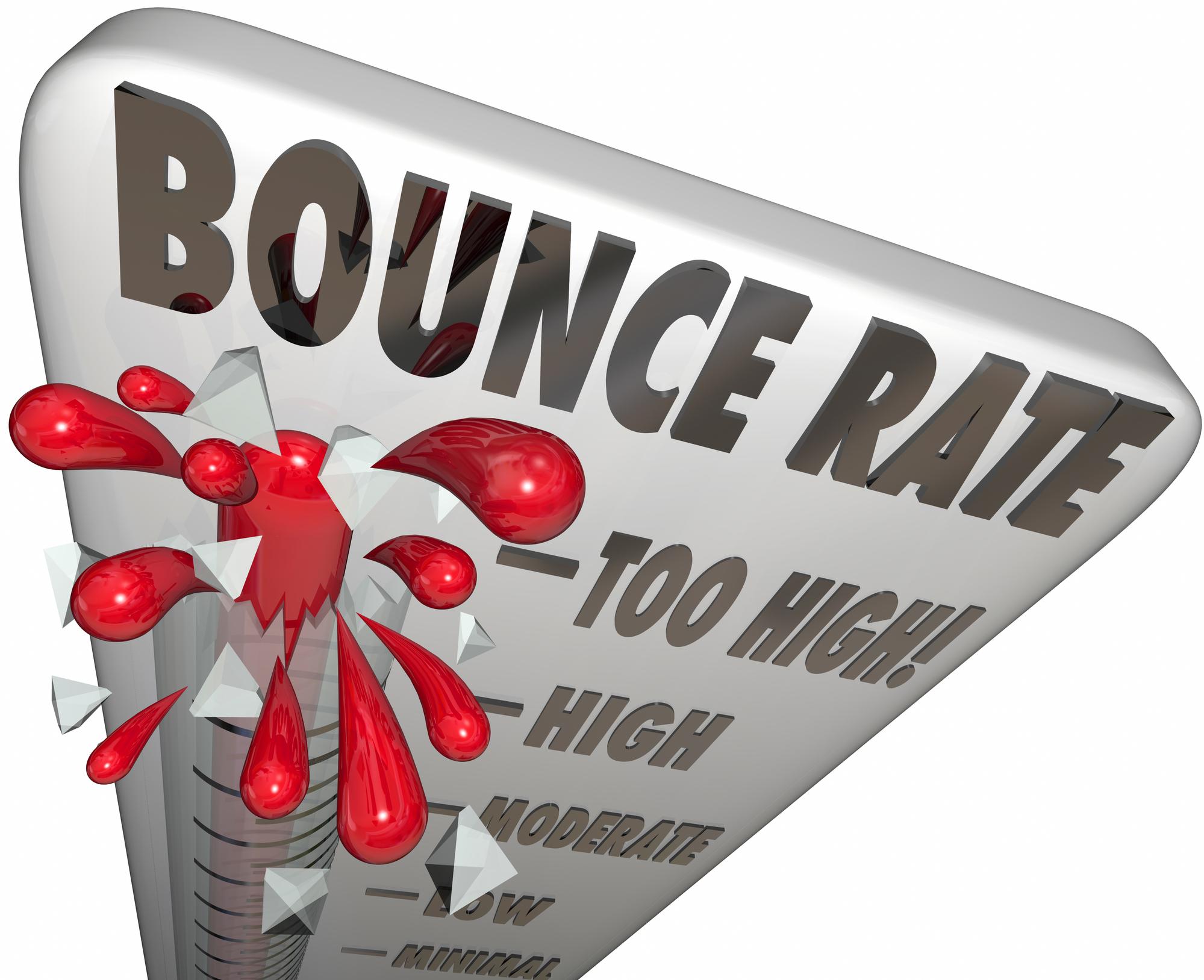 définition taux de rebond