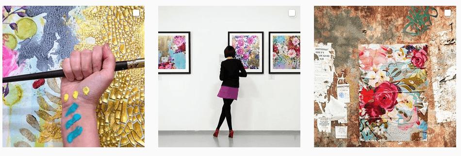 Comment se faire connaitre sur le Web quand on est artiste peintre ? 13
