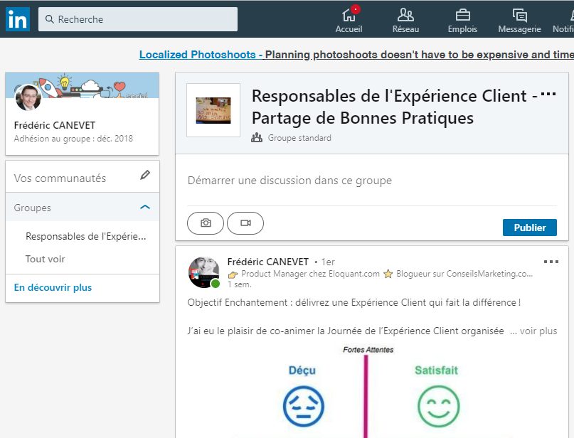 Mini Formation Linkedin : 29 astuces pour prospecter sur Linkedin ! 54