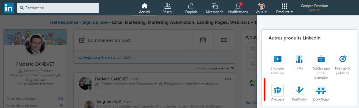 Mini Formation Linkedin : 29 astuces pour prospecter sur Linkedin ! 55