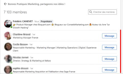 Mini Formation Linkedin : 29 astuces pour prospecter sur Linkedin ! 60
