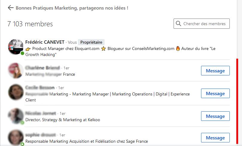 Mini Formation Linkedin : 29 astuces pour prospecter sur Linkedin ! 56