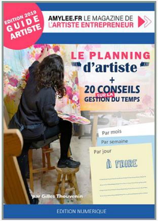 Comment se faire connaitre sur le Web quand on est artiste peintre ? 16