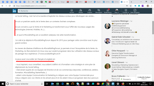 Mini Formation Linkedin : 29 astuces pour prospecter sur Linkedin ! 35