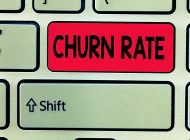La définition Taux d'attrition (Churn Rate en anglais) 6
