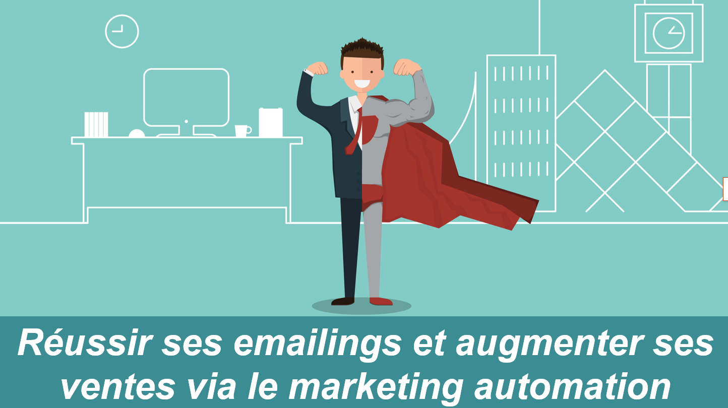 Définition du Marketing Automation 1