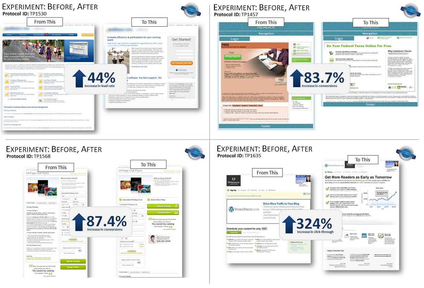 Landing page : 15 astuces pour optimiser la conversion de vos Pages de Vente 2