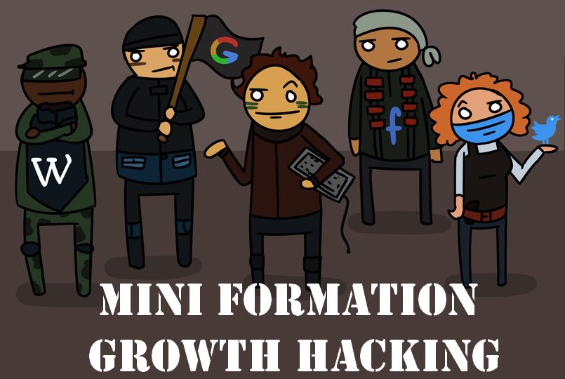 Accès à la mini formation Growth Hacking 1