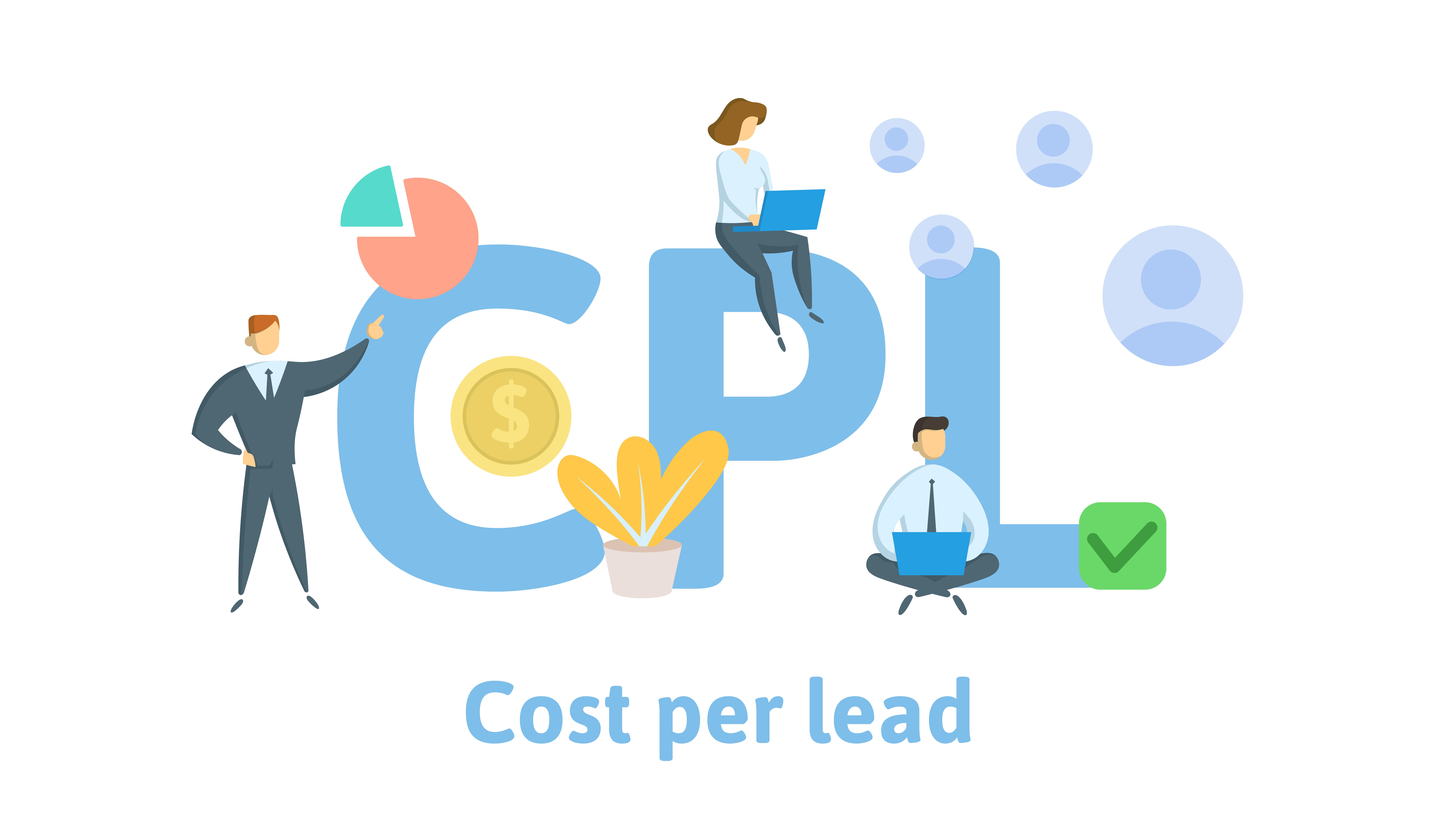 La définition du Coût par Lead (cost-per-Lead) - CPL 2