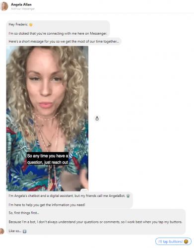 Les erreurs à ne surtout pas faire avec un Chatbot sur Facebook Messenger ! 24
