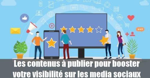 8 stratégies de content marketing à appliquer sur les media sociaux pour booster sa visibilité ! 21