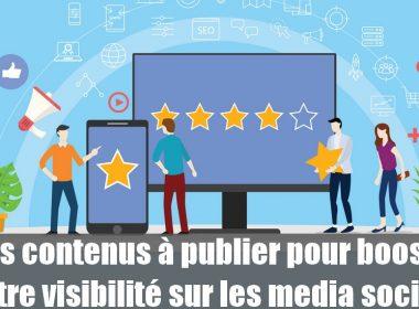 8 stratégies de content marketing à appliquer sur les media sociaux pour booster sa visibilité ! 3
