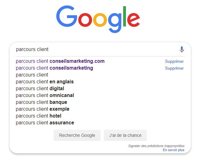 4 étapes pour trouver les bons mots-clés afin d'améliorer votre référencement dans Google ! 14