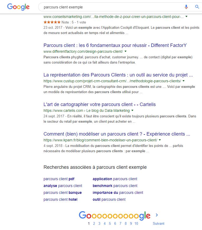 4 étapes pour trouver les bons mots-clés afin d'améliorer votre référencement dans Google ! 15