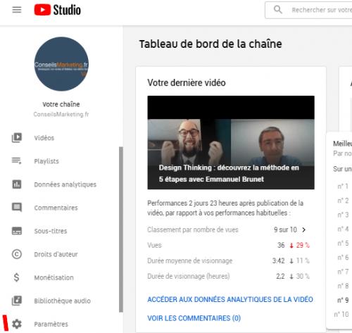 Growth Hacking Youtube : les 9 étapes pour augmenter ses vues sur Youtube ! 10