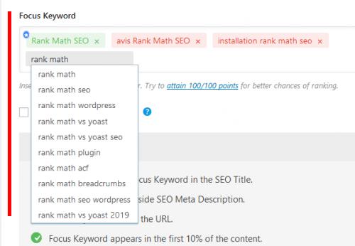 Rank Math SEO, le meilleur plugin pour améliorer le référencement d'un site Wordpress avec 8 étapes pour l'installer ! 13