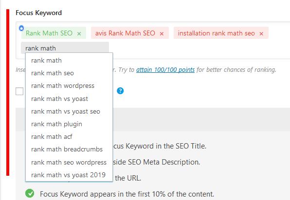 Rank Math SEO, le meilleur plugin pour améliorer le référencement d'un site Wordpress avec 8 étapes pour l'installer ! 9