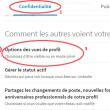 Comment regarder des profils Linkedin de façon anonyme ? 35