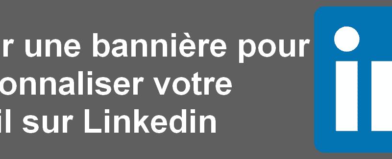 Comment créer une bannière pour votre profil LinkedIn avec Canva ? 3