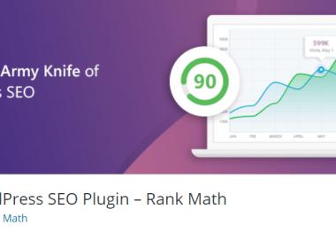 Rank Math SEO, le meilleur plugin pour améliorer le référencement d'un site Wordpress avec 8 étapes pour l'installer ! 128