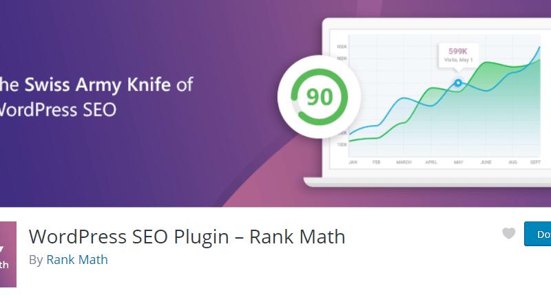Rank Math SEO, le meilleur plugin pour améliorer le référencement d'un site Wordpress avec 8 étapes pour l'installer ! 5