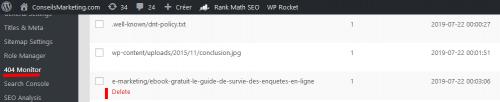 Rank Math SEO, le meilleur plugin pour améliorer le référencement d'un site Wordpress avec 8 étapes pour l'installer ! 16
