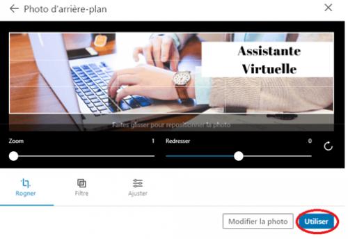 Comment créer une bannière pour votre profil LinkedIn avec Canva ? 10