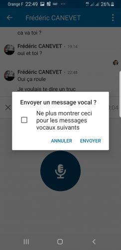 Comment et pourquoi utiliser les messages vocaux LinkedIn avec l'App Mobile ? 5