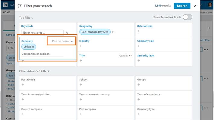 Comment optimiser ses recherches sur LinkedIn avec les opérateurs booléens ? 11