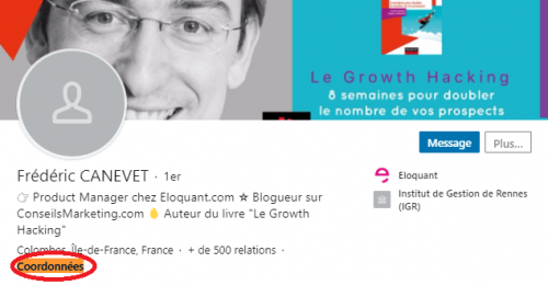 exporter ses contacts linkedin 8