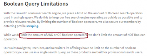 Comment optimiser ses recherches sur LinkedIn avec les opérateurs booléens ? 14