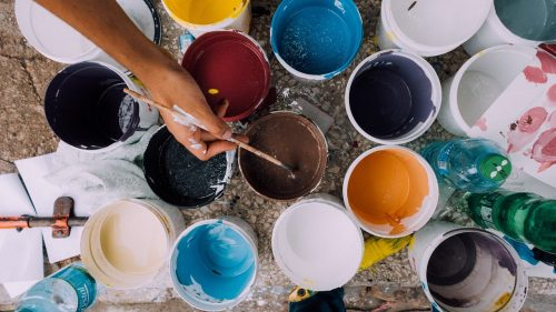 Comment se faire connaitre en tant que peintre ? 8