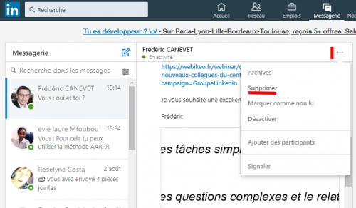 Comment et pourquoi utiliser les messages vocaux LinkedIn avec l'App Mobile ? 10