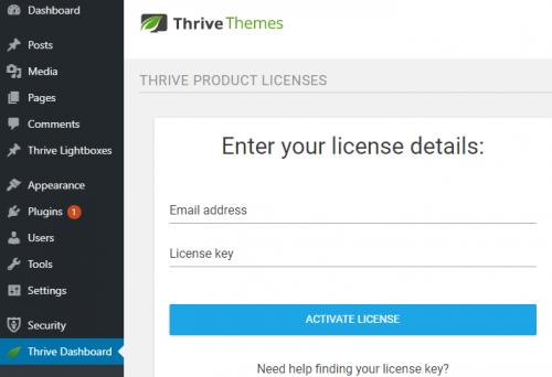 Mini formation : créez une Landing Page avec Thrive Themes + 3 exemples de landing pages à télécharger ! 14