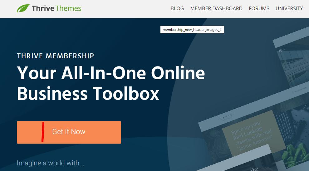 Mini formation : créez une Landing Page avec Thrive Themes + 3 exemples de landing pages à télécharger ! 8