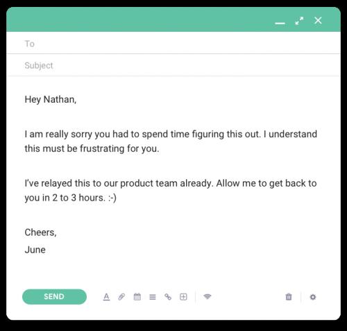 Comment répondre à un email client ? 14 points à vérifier avant de cliquer sur le bouton Envoyer ! 22
