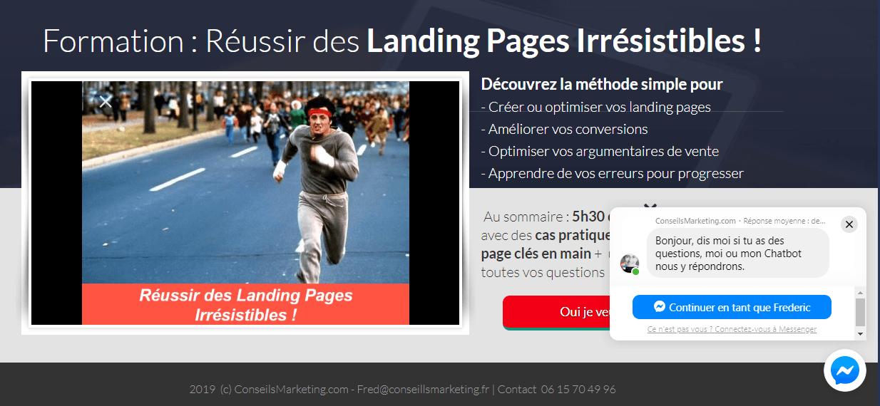 Mini formation : créez une Landing Page avec Thrive Themes + 3 exemples de landing pages à télécharger ! 35