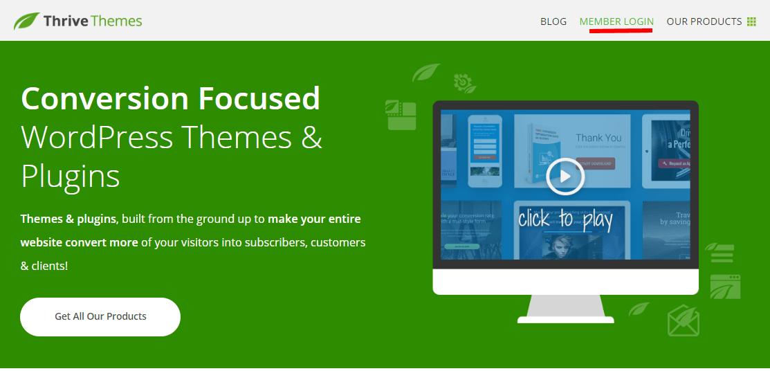 Mini formation : créez une Landing Page avec Thrive Themes + 3 exemples de landing pages à télécharger ! 10