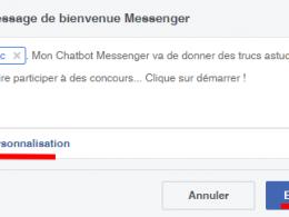 Comment créer un message automatique sur une page Facebook ? 15