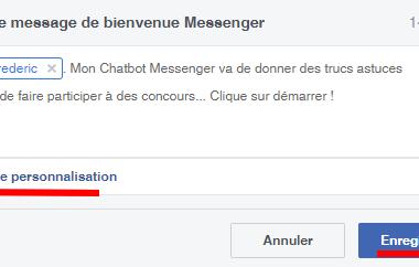 Comment créer un message automatique sur une page Facebook ? 120
