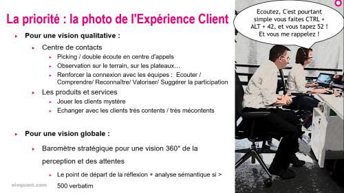 Spécial Responsable de l'Expérience Client : par où commencer pour améliorer l'Expérience Client ? 25